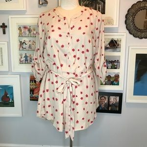 ModCloth Day for Night Tunic